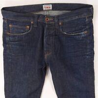 Mens EDWIN ED49 REGULAR RELAXED Blue Jeans W32 L34