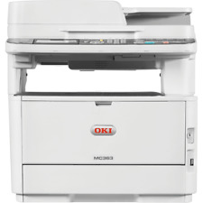 OKI MC363DN (46403504) A4 Multi-Function Colour Laser Printer: Network, Duplex