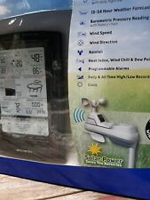 AcuRite Professional Weather Center Easy Mount 5 in 1 Wireless Sensor NEW