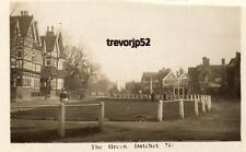The Green Datchet Nr Slough Colnbrook unused RP pc  Ref A501