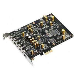 ASUS OEM Soundcard, AE, 7.1,PCI-Express, 64 Bits High-Definition Sound Processor