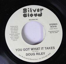 Rock Promo Nm! 45 Doug Riley - You Got What It Takes / You Got What It Takes On
