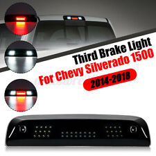 FOR 14-18 Chevy Silverado 1500 GMC Sierra LED Third Brake Tail Light Cargo Lamp