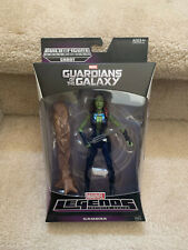 "Marvel Legends Guardians Of The Galaxy 6"" Gamora - Groot BAF series"