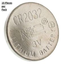 RS Pro 3V Lithium Manganese Dioxide Coin Button Battery CR2032