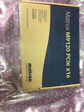 Carte vidéo MATROX M9120 PCIs x16