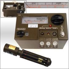 Frieseke & Hoepfner SV500 Radiation Measurement Set, Version 3, geprüft, tested