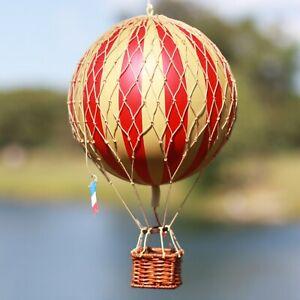 Hot Air Balloon Model Floating Home Wall Decor