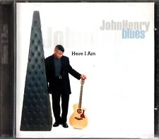 JOHN HENRY BLUES- Here I AM- CD (2000) Red Bone Girl/By The Train YR2001-01 RARE