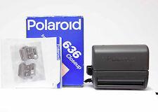 Polaroid  636 Close up  Camera mit OVP und Beschreibung N.P.34