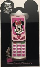 Disney - Minnie Mouse - Cell Phone Slider Pin