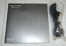 Genuine Original Sony Ericsson W595i Phone CD Software PC Suite & USB Data Cable