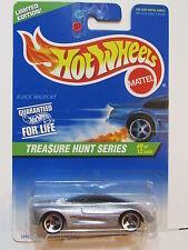 HOT WHEELS 1997  TREASURE HUNTS  BUICK WILDCAT W+