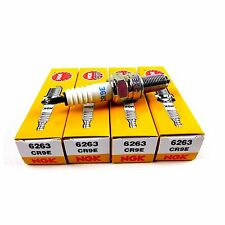 NGK6263 CR9E 4 Pack Spark Plug Yamaha  Motorcycle Tune Up Maintenance