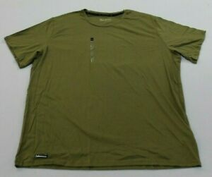 Under Armour Men's Tactical Cotton T-Shirt Federal Tan Size 3XL NWT