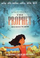 Kahlil Gibran's The Prophet New DVD