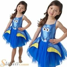 Disfraces de niña de color principal azul