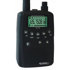 Military Air Band Scanner Moonraker AR 109 VHF AM  FM Pocket size