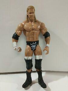 WWE Triple H Mattel Basic Wrestlemania XXVII 27 WWF HHH Wrestling 2011