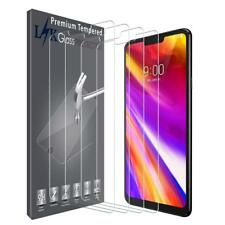 [4 Pack] Lk Screen Protector For Lg G7 Thinq, [Tempered Glass] 9H Hardness With