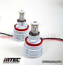 MTEC H8 V3 CREE LED Angel Eye Halo Ring Bulbs BMW E92 E93 328i 335i 2007-2011