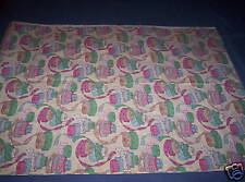 1994 RIBBONS FABRIC (1 yd ) #2142 Fabric Traditions