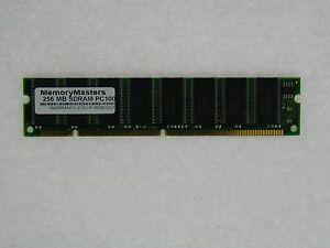 256MB  MEMORY 32X64 168 PIN PC100 8NS 3.3V NON ECC SDRAM RAM DIMM
