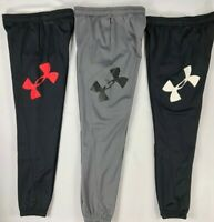 Boy's Youth Under Armour Storm Coldgear Loose Fit Jogger Athletic Sweat Pants
