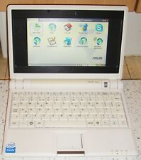 ASUS Eee PC SSD 2G Surf white Netbook with ac power supply
