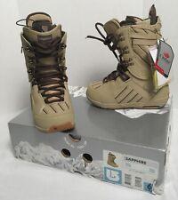 NEW Burton Sapphire Snowboard Boots!  US 6 UK 4 Euro 36.5 Mondo 23  *Tan*
