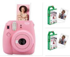 Fuji Instax mini 9 blush rose Sofortbildkamera mit SET 2 Filme mit je 10 Bilder