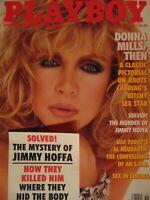Playboy November 1989   Donna Mills      #2564
