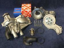 Wasserpumpe verstärkt VW + Thermostat 71° + Flansch 1,6-2,0 G60 16V Turbo 2L TDI