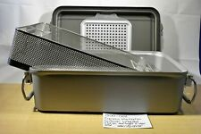 Genesis Sterilization Container Mid-Length with Basket CD2-6C (1500-002)