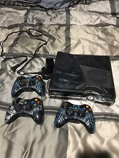 Xbox 360 S - Halo 4 Limited Edition - Blue Console W/ Extras