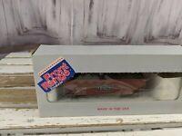 Frisco sl-sf 91736 tuscan hopper cold box car freight toy HO