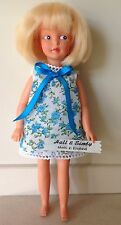 SINDY PATCH MAM'SELLE LAND OF NOD NIGHTIE & PANTS REPRO MAMSELLE 1960s (no doll)