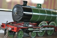Gauge 2 Spur 54 mm  BASSETT LOWKE 4-4-2 Atlantik  live steam restored