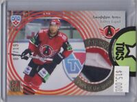 Joffrey Lupul KHL Part Of The Game Patch Card Avtomobilist Yekaterinburg 81/199