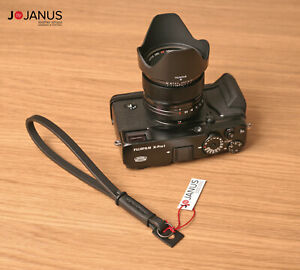 NEW Leather Camera Wrist Strap | Leica M Typ Fuji X PRO Olympus OM-D Sony A7