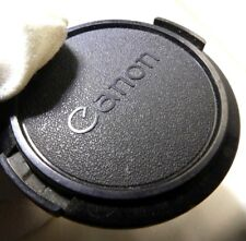 Canon C-52mm Lens Front Cap Snap on for 50mm f1.8 FD OEM