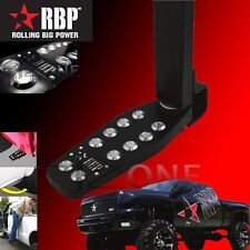 RBP BLACK TRUCK BED SIDE STEP CHEVY GMC C/K TRUCK FORD DODGE HEAVY DUTY 300LB