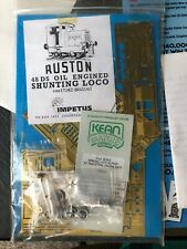 OO Gauge Impetus Kit For Ruston 48DS Diesel Locomotive Etched Brass