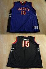 Men's Toronto Raptors Vince Carter XL (48) Champion Jersey
