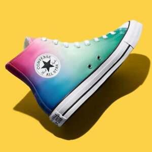 Converse Ctas Hi unisex men's/women's shoes white/game royal/cerise pink 167592C