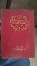 """Monsieur Beaucaire"" by Booth Tarkington.  Antique Book. (#723)"