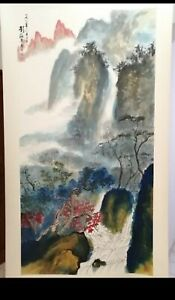Chinese Painting 刘海粟