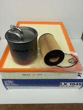 Sprinter 209 211 213 CDi Oil Air Fuel Filter Service Kit Mahle 2006-10 KL313