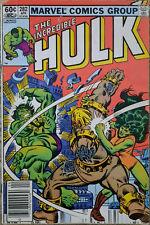 The Incredible Hulk Marvel Comics Group 282 1983 She-Hulk Arsenal