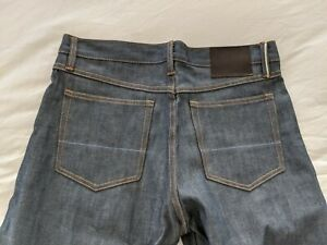 Gustin Raw Selvege Jeans NWT size 34